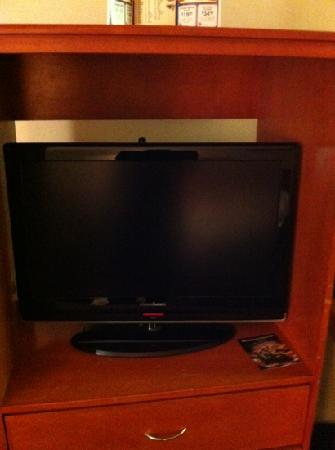 Days Inn Wilmington: tv