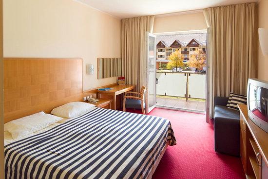 Ramada Hotel & Suites Kranjska Gora 4*, superior room, Kranjska Gora