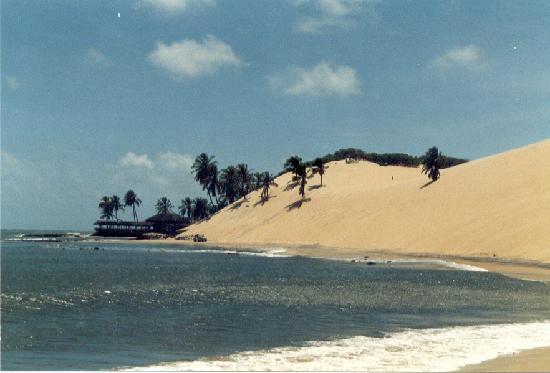 Praia de Genipabu, Natal, Brazil
