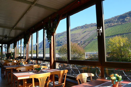 Anker Hotel Gasthaus: Stunning views to enjoy at breakfast, lunch or dinner