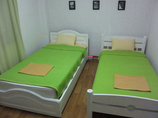 Nahbi Guest House for Backpackers: twin room