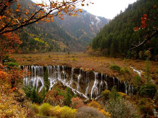 Jiuzhaigou Natural Reserve: Wow