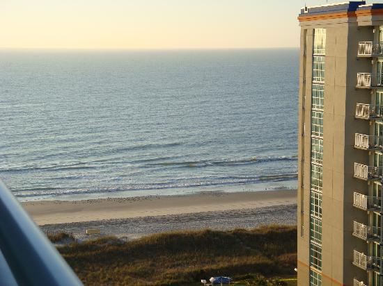 Dunes Village Resort: view from room