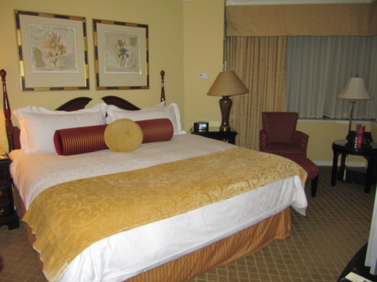 The Rittenhouse Hotel: Our bedroom