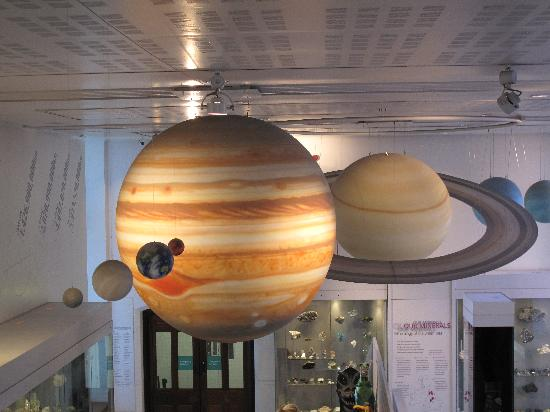 The Manchester Museum: Planets