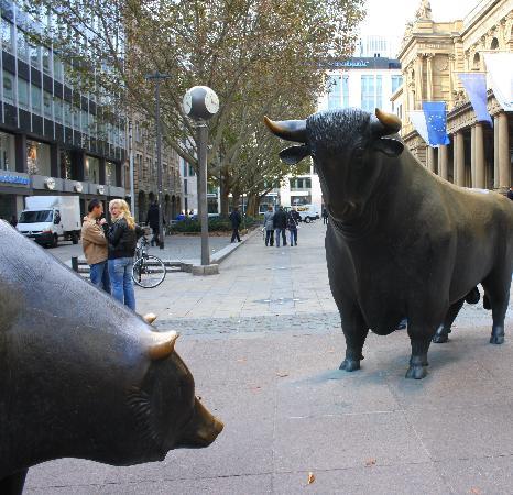 Stock Exchange (Borse): l'orso e il toro