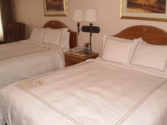 Inn on the Square: Comfy Beds