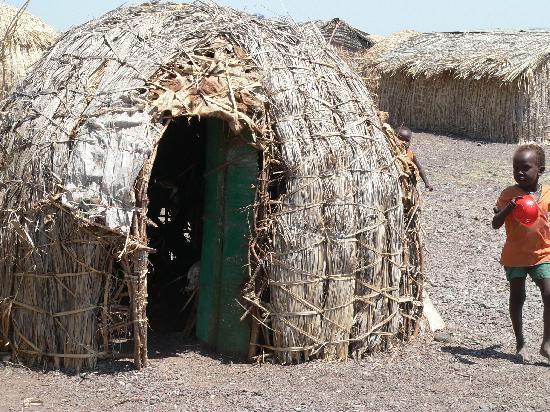 Oasis Lodge: El Molo home