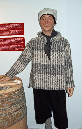 Red Bay National Historic Site: Basque whaler