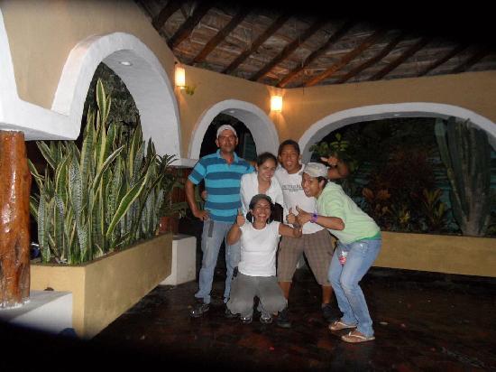 Hotel Crossman: pasando el susto del tsunami