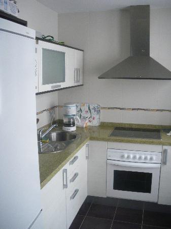 Apartamentos Pierre & Vacances Roquetas de Mar: cocina