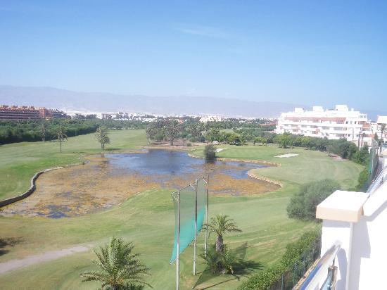 Apartamentos Pierre & Vacances Roquetas de Mar: vistas golf