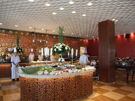 Boneka Restaurant at The St. Regis Bali Resort: コメントを入力してください (必須)
