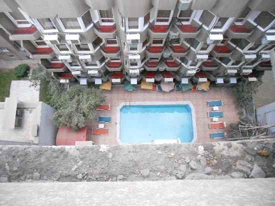 Indiana Hotel: zwembad