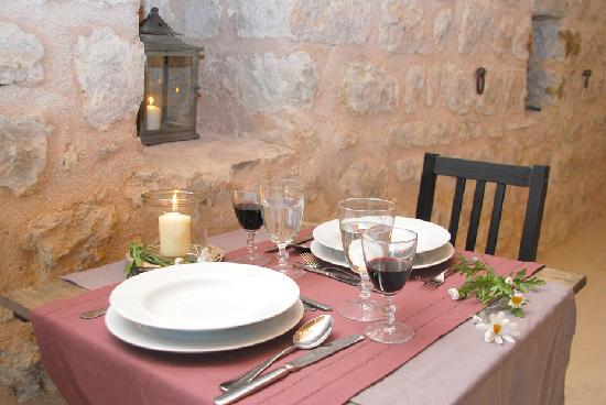 Antico Monastero Santa Maria Inter Angelos: particolare ristorante