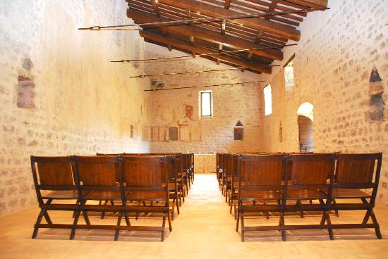 Antico Monastero Santa Maria Inter Angelos: sala conferenze
