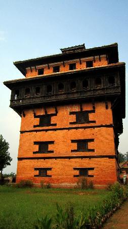 Nuwakot, نيبال: Saatale Durbar, Nuwakot, Nepal