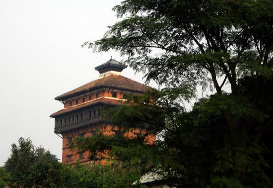Nuwakot Durbar: Saatale Durbar, Nuwakot, Nepal