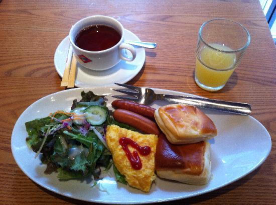 Fraser Residence Nankai Osaka : Breakfast