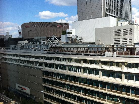 Fraser Residence Nankai Osaka : Good Location