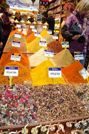 Hotel Seraglio: Spice Market