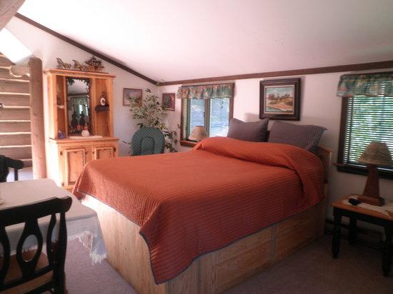 A-P Ranch: suite