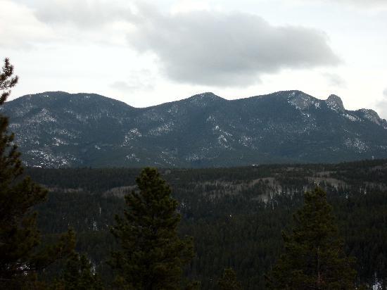 Shoshoni Yoga Retreat : view from buddha rocks trail