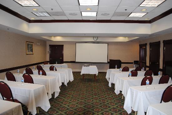 هامبتون إن كوليدج بارك: Meeting Room