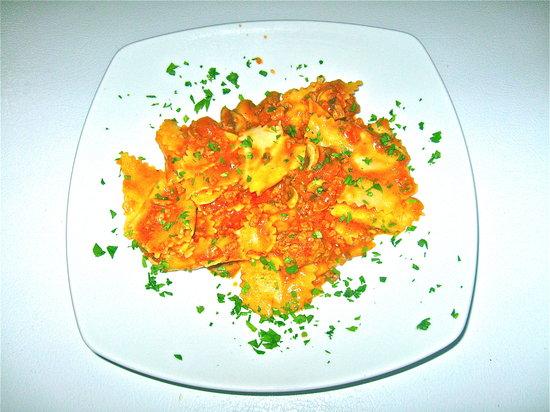 Toscana Mia : Pasta fresca....