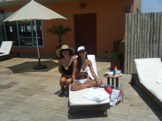 Chicama Surf Hotel & Spa: Delicioso tiempo de viaje