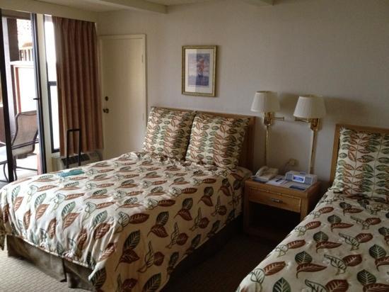 La Jolla Shores Hotel: Room