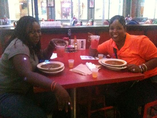 storyville restaurant: some happy customers