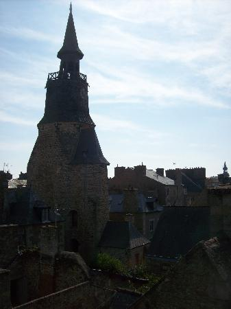Hotel de La Tour de L'Horloge : Aussicht 2