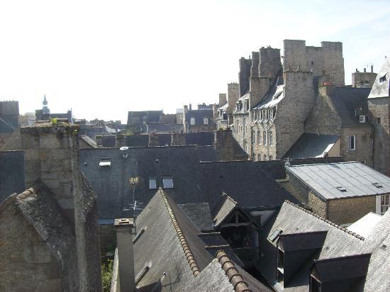 Hotel de La Tour de L'Horloge: Aussicht 3
