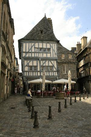 Hotel de La Tour de L'Horloge: Direkt vor der Tür