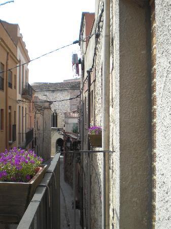 Fonda Cal Blasi: View From Balcony