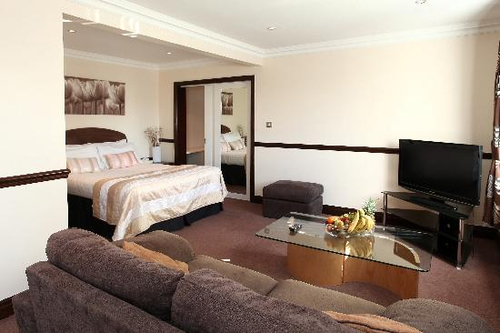 BEST WESTERN Bradford Guide Post Hotel : Bedroom