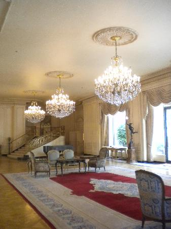 The Westgate Hotel: Lobby