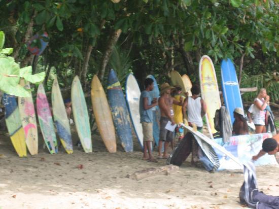 Puerto Viejo Beach: Puerto Viejo Surfing Contest