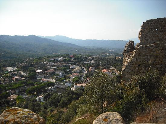Santa Susanna Resort: The beautiful local area