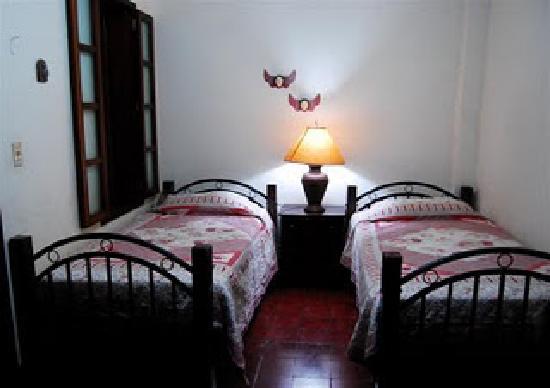 Hotel Casa Robleto: Cuarto doble