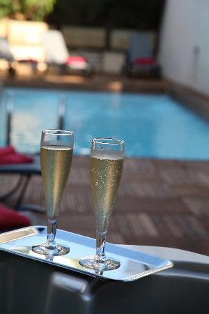 Hotel Cannes Gallia: Piscine