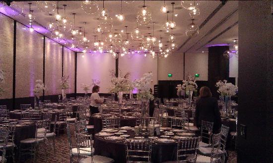 Ballroom Wedding Reception Picture Of Kimpton Epic Hotel Miami