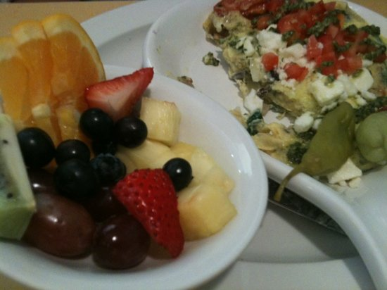 Greek Frittata - Picture of Wild Eggs, Denver - TripAdvisor