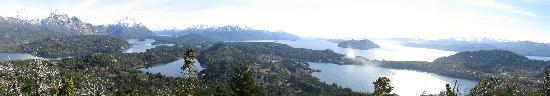 San Carlos de Bariloche, Argentina: Cerro Campanario