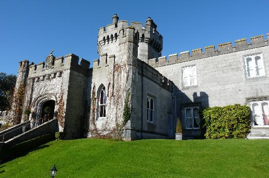 Dromoland castle location map