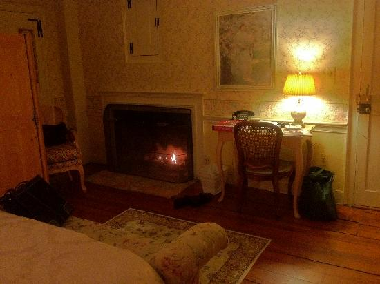Stonecroft Country Inn: Westcroft Room