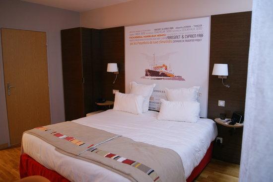BEST WESTERN La Joliette: Room