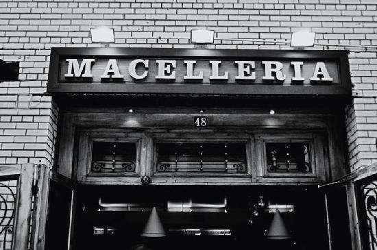 Macelleria : Facade