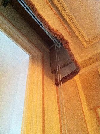 Hôtel du Palais : Où sont les rideaux ? 2
